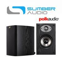 Polk Audio TSX110B Speaker Bookshelf