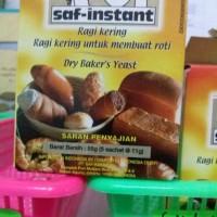 Ragi Instant - SAFT - yeast u/ roti tawar & roti manis - 11gr x 5
