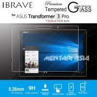 "Tempered Glass ASUS Transformer 3 PRO T303UA 12.6"" : iBrave PREMIUM"