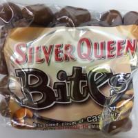Jual SILVER QUEEN BITES  CASHEW (kacang MEDE) 250gr Murah