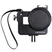 Jual CNC Aluminium Protective Case for GoPro Hero 5 Murah