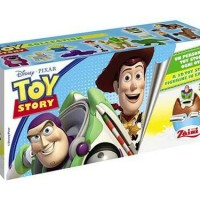 Coklat Zaini Surprise Egg Disney, Toy Story, dll