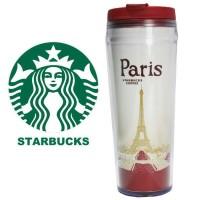 PARIS City Starbucks Tumbler Prancis Tall 350mL Size France Original