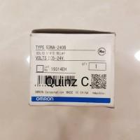 SSR solid state relay OMRON G3NA 240B 5-24vdc ORI