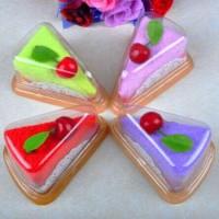 Souvenir Pernikahan | Handuk Motif Cake Warna Warni