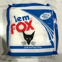 Harga lem fox putih sachet 350 gram grosir | antitipu.com