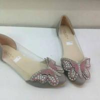 Flatshoes Kupu Kupu Abu
