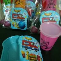 Jual Souvenir ulang tahun / paket hemat souvenir / souvenir ultah anak Murah