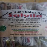 """BUMBU KUAH BAKSO SPESIAL """"SALVILA"""""""