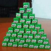 Jual milo energy cube isi 50 Murah