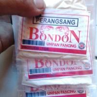 Umpan mancing Bondon Bubuk Wangi