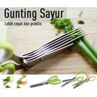 Jual Gunting Sayur 5 lapis Murah