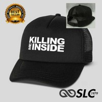 TOPI JARING TRUCKER KILLING ME INSIDE BAND G6 - SLC