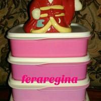 Jual Tupperware Lolly tup pink(5) Murah