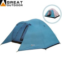 harga Tenda Camping Java 6 Great Outdoor Double Layer Safety Hiking 7 Orang Tokopedia.com