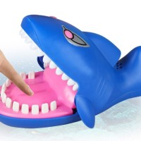 Shark Dentist Game Toys - Mainan Gigi Shark - Running Man Games