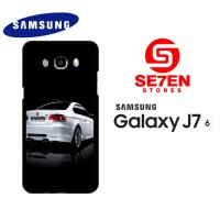Casing HP Samsung J7 2016 White m3 Custom Hardcase