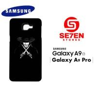 Casing HP Samsung A9 2016 A9 Pro V For Vendetta Custom Hardcase