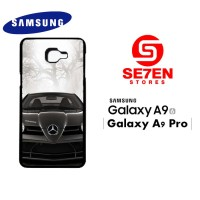 Casing HP Samsung A9 2016 A9 Pro Mercedes benz slr Custom Hardcase