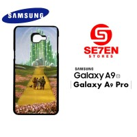 Casing HP Samsung A9 2016 A9 Pro The Wizard of Oz Entering Custom Hard
