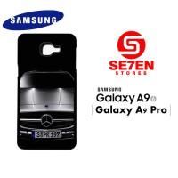 Casing HP Samsung A9 2016 A9 Pro Mercedes benz sls amg Custom Hardcase