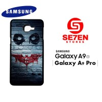 Casing HP Samsung A9 2016 A9 Pro Why serious Custom Hardcase