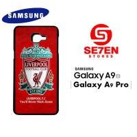 Casing HP Samsung A9 2016 A9 Pro liverpool fc red Custom Hardcase