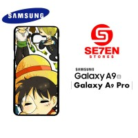 Casing HP Samsung A9 2016 A9 Pro One Piece characters 4 Custom Hardcas