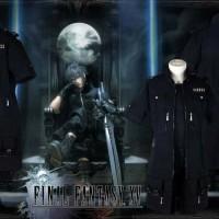 Jual HP41473 Noctis Final Fantasy XV Coat cosplay game anime jaket jepang Murah