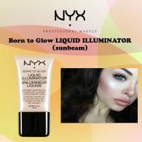 NYX - Born to Glow LIQUID ILLUMINATOR (sunbeam)