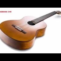 YAMAHA Gitar Klasik C40 / Guitar Classic C 40