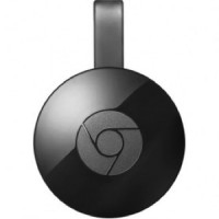 Jual GOOGLE CHROMECAST 2 HDMI STREAMING MEDIA PLAYER - BLACK Murah
