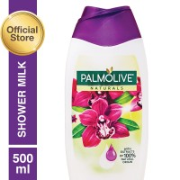 Palmolive Naturals Milk and Black Orchid Shower Milk 500ml