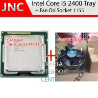 PC Komputer Processor Intel Core I5 2400 Tray + Fan Ori Socket 1155