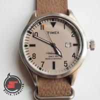 Jam Tangan Timex Waterbury Leather Slip-Through Strap - TW2P64600