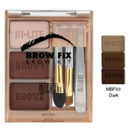 Milani - Brow Fix Brow Kit - Dark