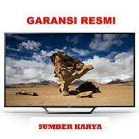 "GARANSI RESMI SONY 40W650D Full HD LED Smart TV 40"" 40inch KDL-40W650D"