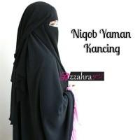 Cadar / Niqob Yaman Kancing