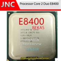 Processor Intel Core 2 Duo E8400 Pc Komputer Gaming Rakitan Warnet