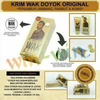 Jual Krim Penumbuh Rambut & Jambang / Jenggot - Krim Wakdoyok - Wak Doyok Murah