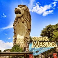 Tiket Sentosa Merlion Tower Termurah
