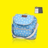 Gabag Blue Blossom - Diapers Bag
