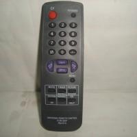 Remote Control Universal Tv Tabung/Crt Untuk Semua Tipe Merk Sharp Kw