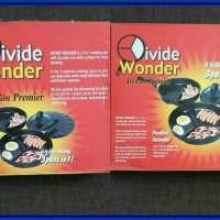 Jual Divide Wonder PAN Set Panci Masak Pemanggang Alat Masak Griller Murah