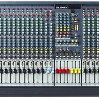 mixer allen&heath gl2400 ( 24 channel )