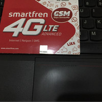 Perdana Paket Data Smartfren 13GB Jaringan 4G
