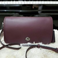 JUAL TAS COACH TURNLOCK CROSSBODY OXBLOOD ORIGINAL