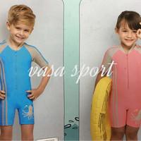 baju renang diving anak remaja lee vierra