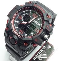 Jual Jam tangan pria cowo murah terbaru anti air dziner gshock lasebo black Murah