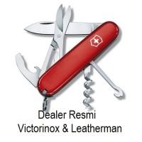 Victorinox Compact Pisau Lipat Multi Tool Swiss Army Original - Resmi